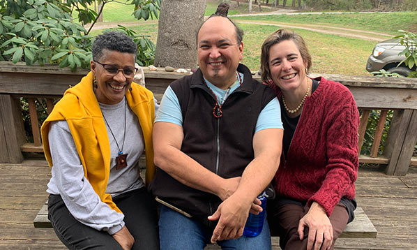 Decolonizing Permaculture Teaching Team